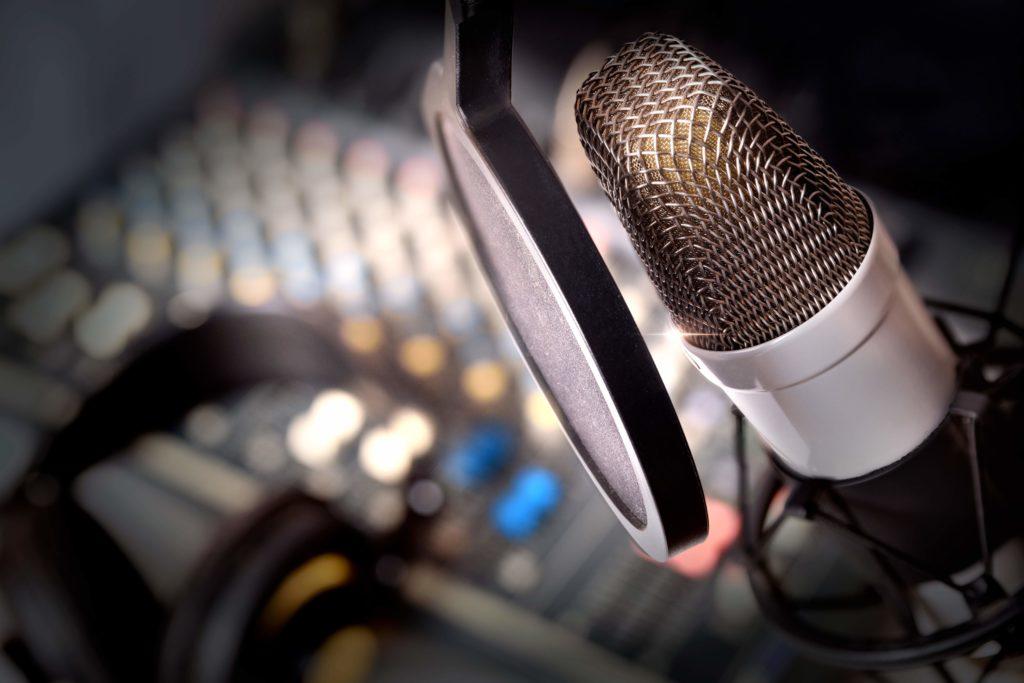 enregistrement studio audioguides